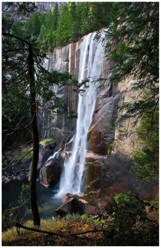 Vernal-Falls,-Yosemite-NP